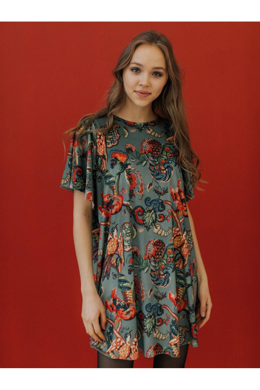Платье Moutaki 16.07.126/зеленый