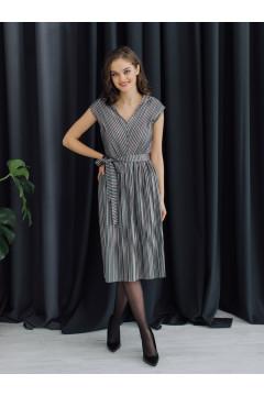 Платье  плиссе AS029pl