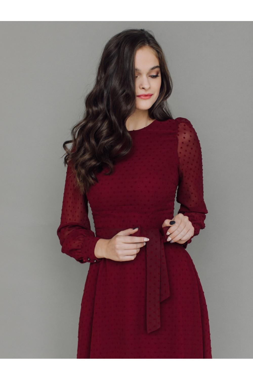 Платье  AS042vel на молнии