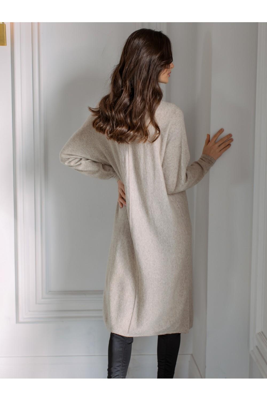 Шерстяное платье AS089w