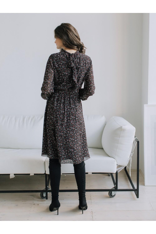 Платье бант сзади  AS094zv