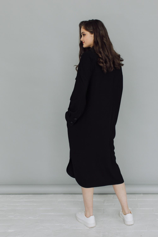 Платье- рубашка AS099C