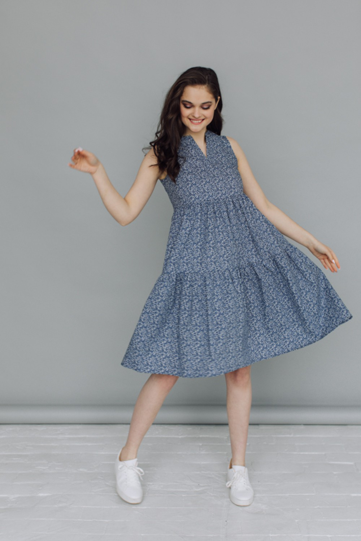 Платье AS D55N