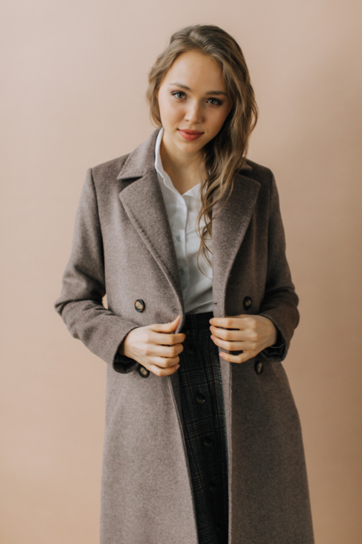 Пальто AS071