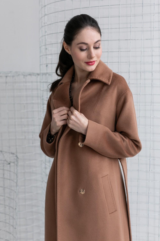 Удлиненное пальто AS55-1