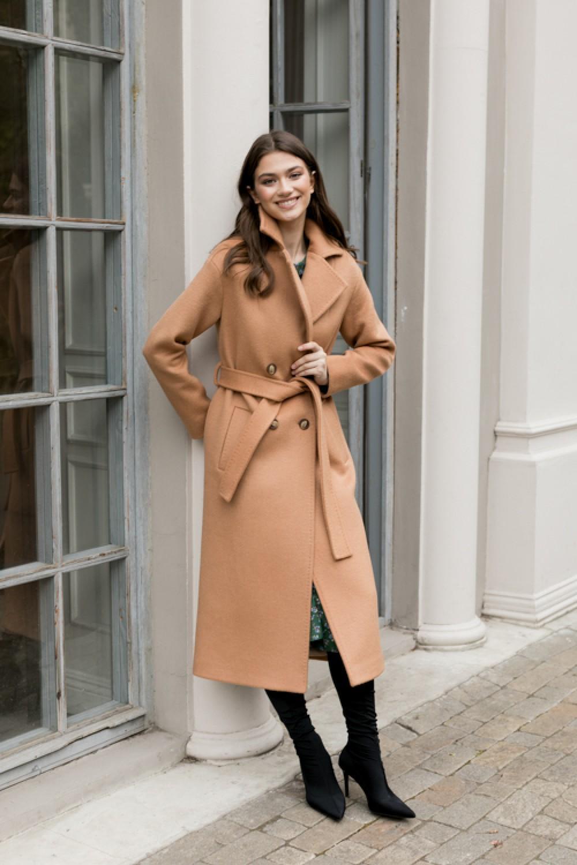 Удлиненное пальто AS55-1m