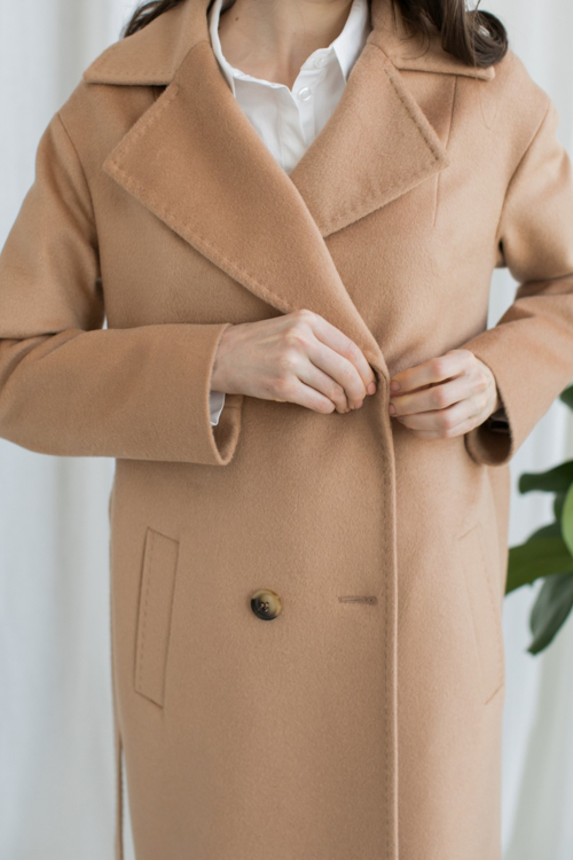 Удлиненное пальто AS55-2