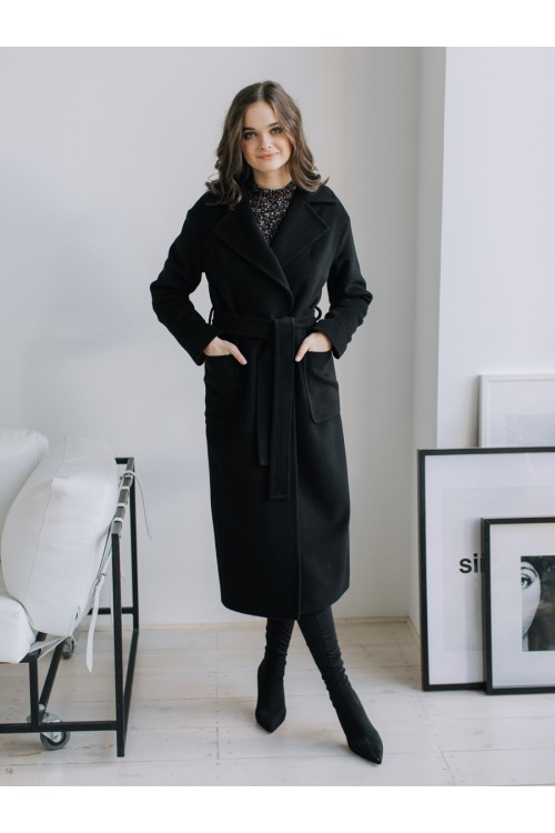 Пальто AS55w/черный