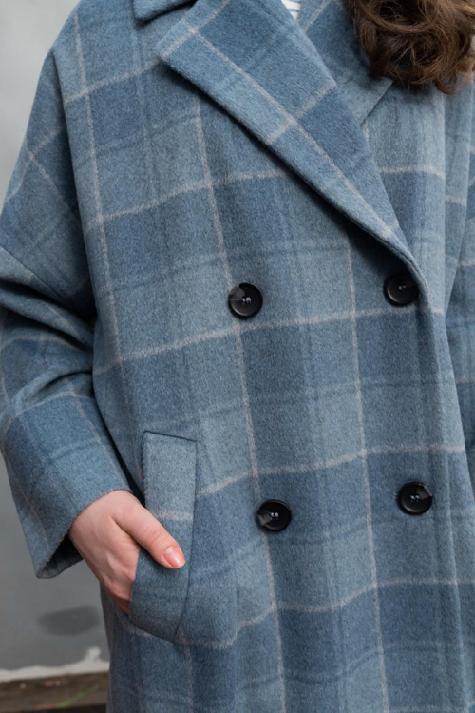 Пальто-кокон AS062kl