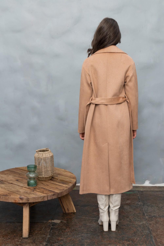 Удлиненное пальто AS55-2m