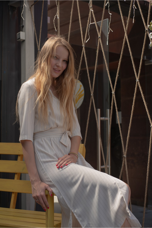 Платье VS035\белый