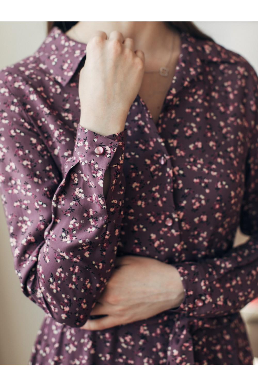Платье-рубашка #AS014v