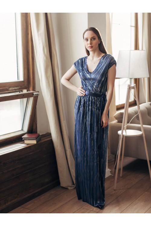 Платье-плиссе #AS029p